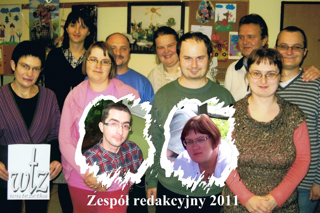 zespół redakcyjny 2011